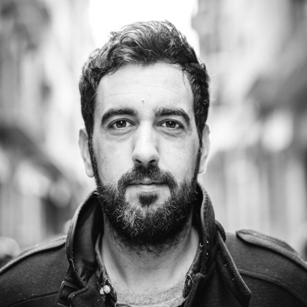 The Faces Book #33: Jordi